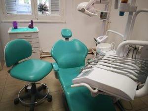 Odontologo general paz