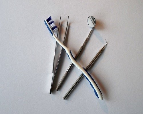 Instrumentos del dentista