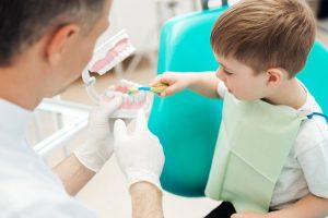 Odontopediatría-salud bucal