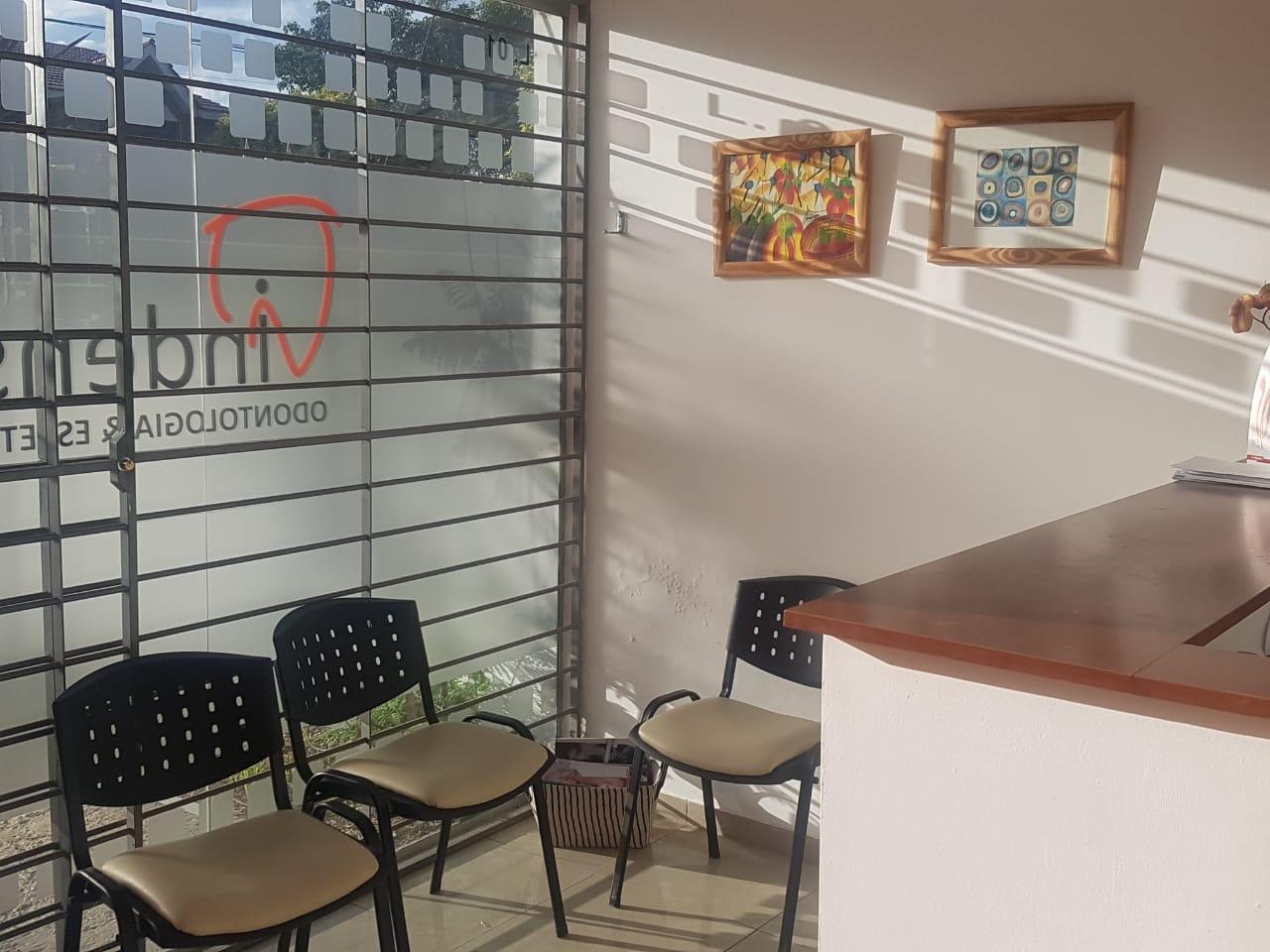sala de espera odontologo
